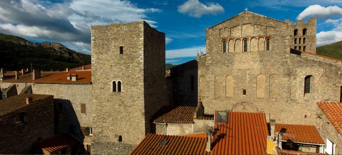 Abbaye Arles sur Tech
