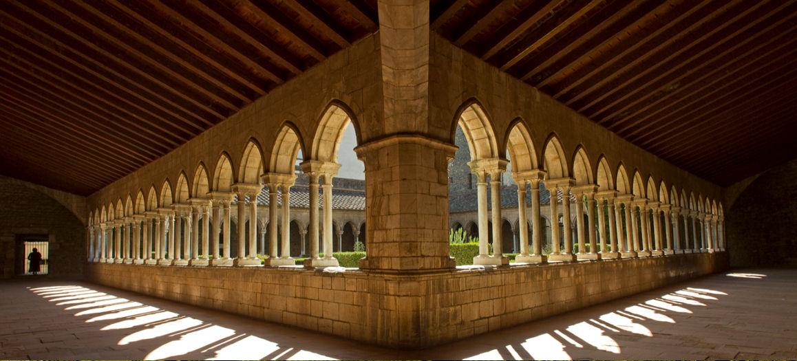 Cloitre Arles sur Tech