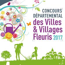 logo ville et villages fleuries