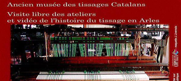 Conservatoire des Tissages d'Arles