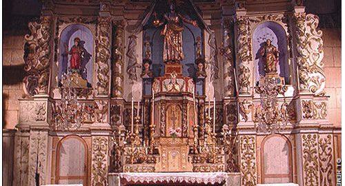 L'église Saint-Sauveur d'Arles sur Tech