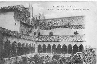 La Ville Ancienne d'Arles sur Tech